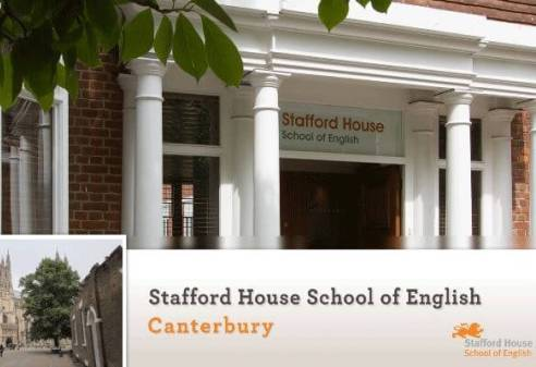 Stafford House Canterbury語言學校