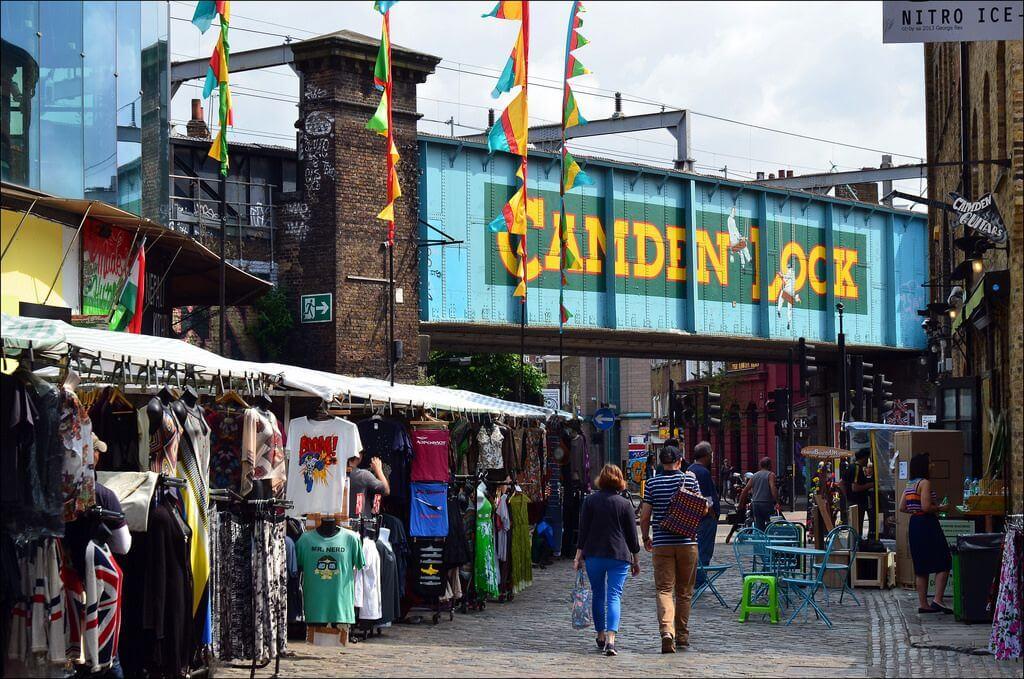 Camden Market 肯頓市集
