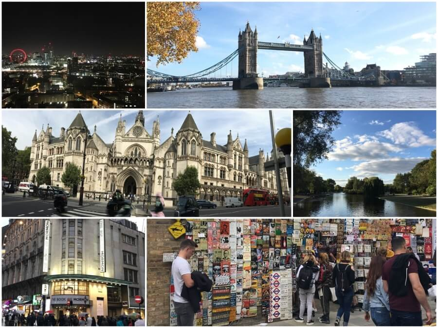 倫敦街景公園