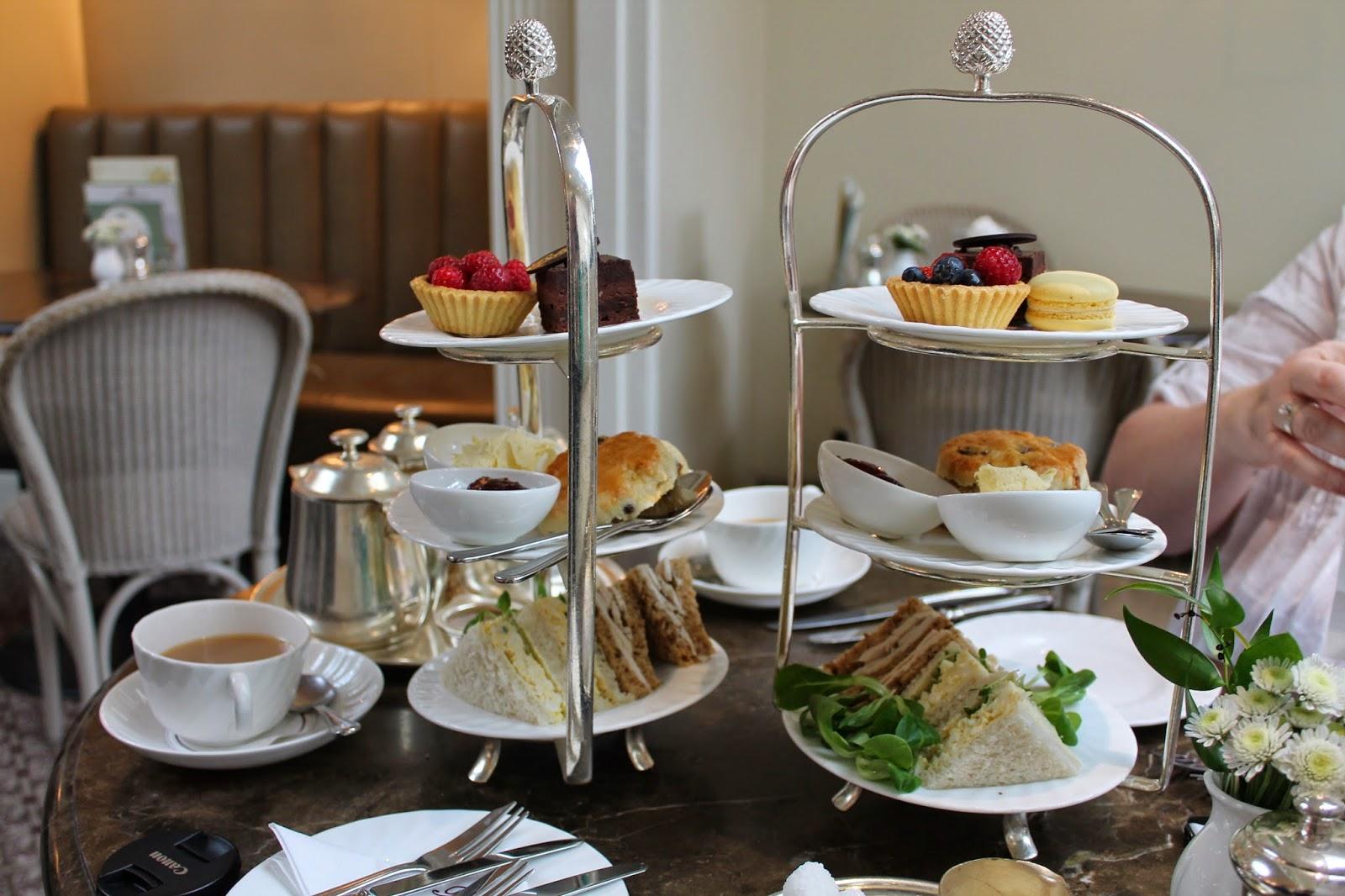 英式百年傳統下午茶