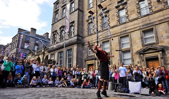 愛丁堡國際藝術節