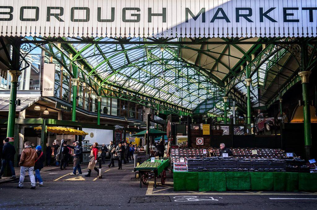 Borough Market波羅市場