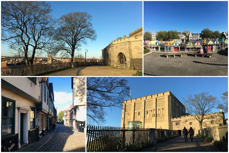 諾里奇(Norwich)小鎮