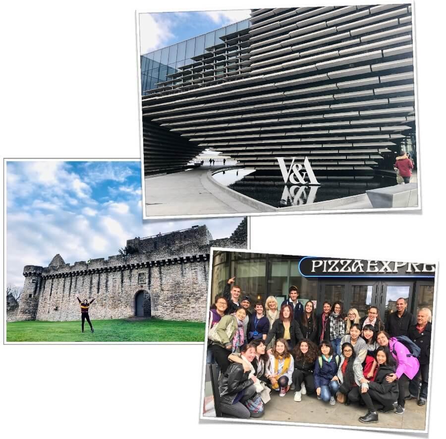 英國留學生活心得分享- 瑪格麗特皇后大學01