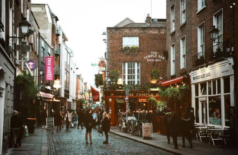 愛爾蘭打工度假01