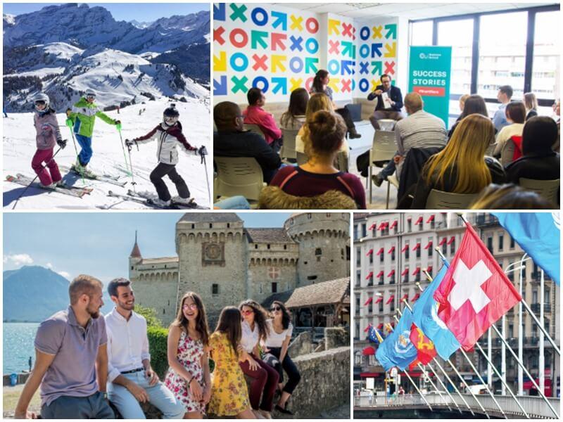 EU Business 瑞士校區