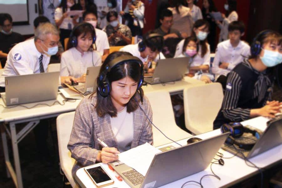 津橋線上教育展平台技術發布會01