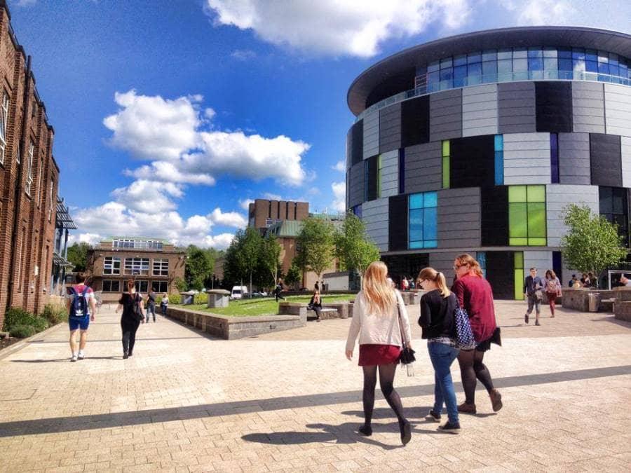 錄取 Durham University